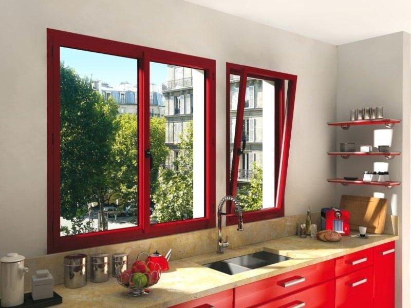 Смелая дизайнерская идея: раскрасьте оконные рамы