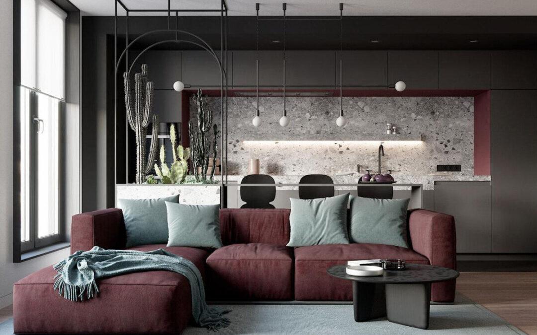 Тренды мебели 2021