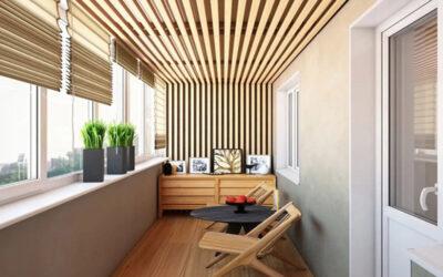 Уютные идеи для балкона