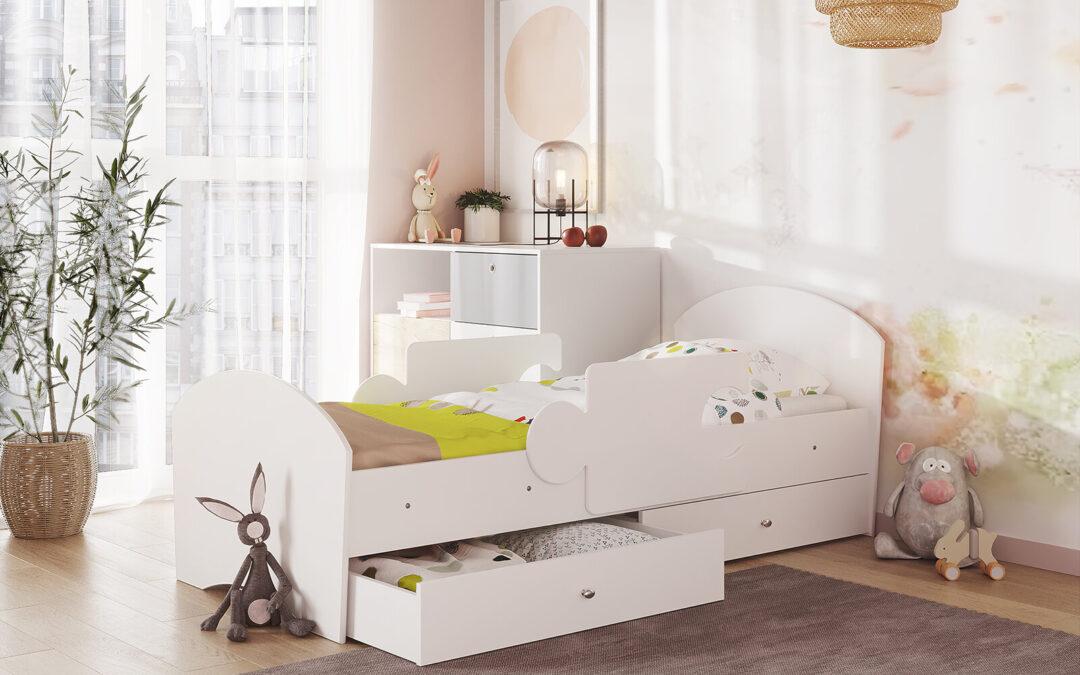 Кровать «Мозаика»- стильная новинка в детскую